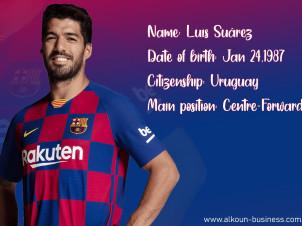 """"""" لويس سواريز """"   بعد برشلونة إلى أين ؟"""