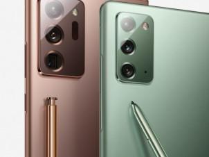 Galaxy Note20  مزايا استثنائية تعزز قدرات المستخدمين الابتكارية