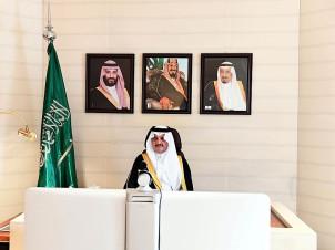 """سمو الأمير سعود بن نايف يعلن عن مبادرة """"لائق"""""""